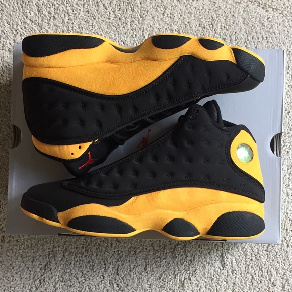 7e10bfa839d Jordan Shoes | Air Xiii 13 Melo 414571035 Yellow 10 | Poshmark